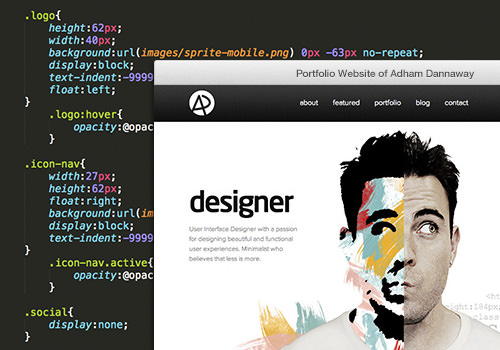 Making a Web Portfolio