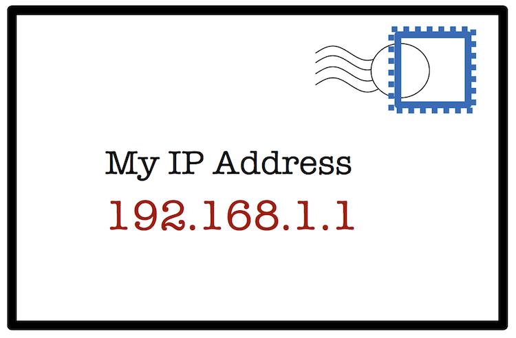 ip address envelope